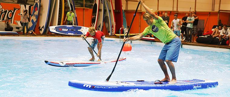 boot duesseldorf superflavor short track sup race indoor
