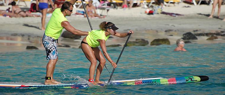 dunkerbeck sup challenge gran canaria gewinner superflavor surf mag