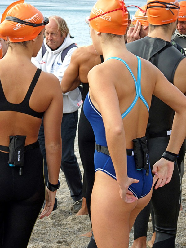 restube triathlon swim boje