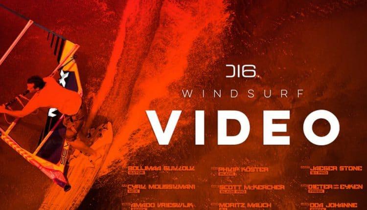 Severne windsurf Video 2016