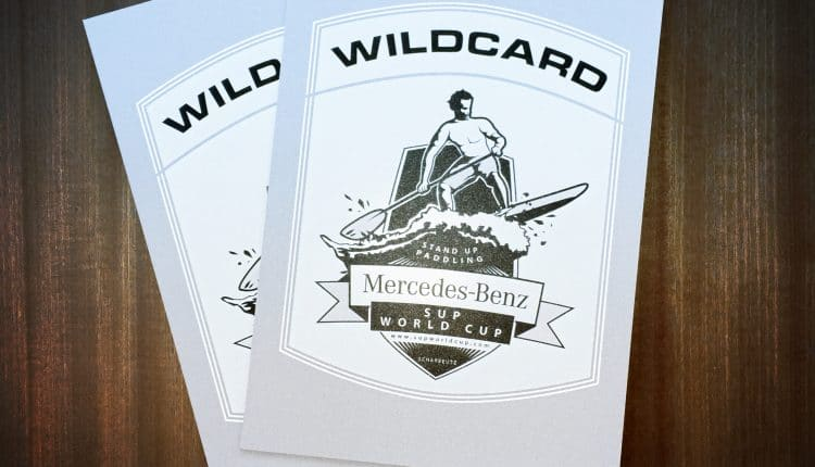 Wildcards für den Mercedes-Benz SUP World Cup zu gewinnen!