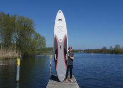 mistral equipe inflatable sup board test 04 250x178 - Mistral 12'6 Equipe Light im SUP Test