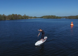 mistral equipe inflatable sup board test 11 250x179 - Mistral 12'6 Equipe Light im SUP Test