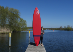 Fanatic Ray Air 12.6 SUP Board Test 11 250x179 - Fanatic Ray Air Premium Touring 12.6 im SUP Test