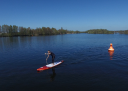Fanatic Ray Air 12.6 SUP Board Test 13 250x179 - Fanatic Ray Air Premium Touring 12.6 im SUP Test
