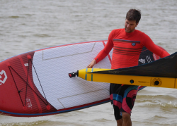 Fanatic Fly Air Premium inflatable sup test superflavor sup mag 15 250x179 - Fanatic Fly Air Premium 10.4 im SUP Test