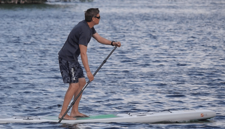 GTS Sportstourer 12.0 im Inflatable SUP Test