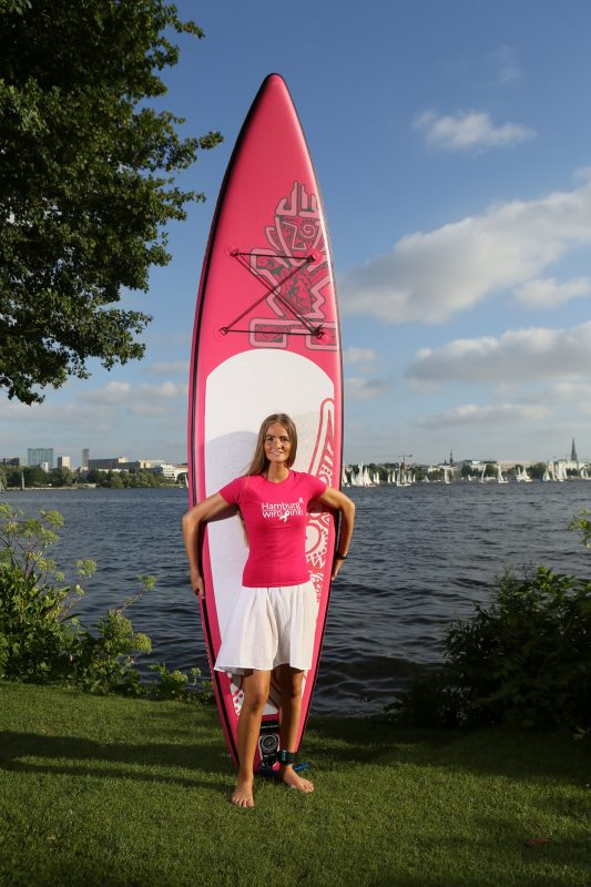 Hamburg wird pink meets PFH