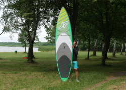 JP Hybrid 11 6 sup board test superflavor sup mag 04 250x179 - JP Hybrid 11.6 im SUP Board Test