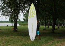 JP Hybrid 11 6 sup board test superflavor sup mag 05 250x178 - JP Hybrid 11.6 im SUP Board Test