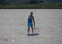 Mistral Crossover windsup infalatable sup test superflavor sup mag 02