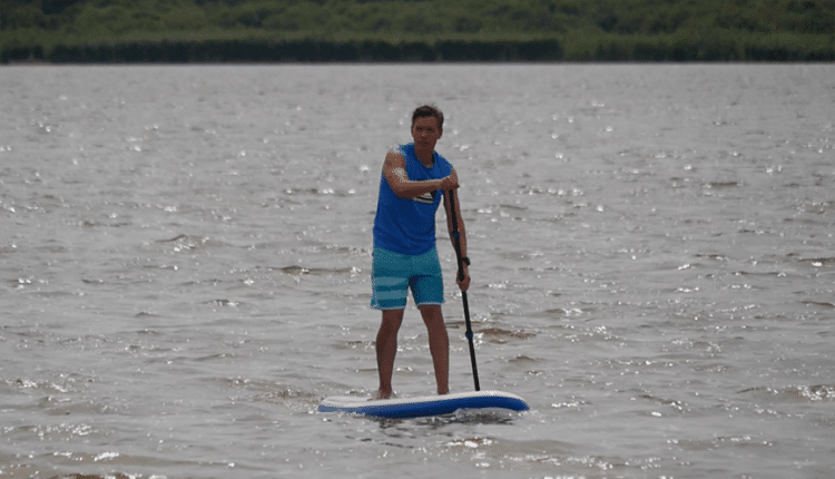 Mistral Crossover Windsup 10.0 im Inflatable SUP Test