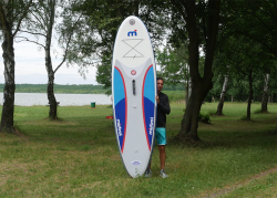 Mistral Crossover windsup infalatable sup test superflavor sup mag 12 250x179 - Mistral Crossover Windsup 10.0 im Inflatable SUP Test