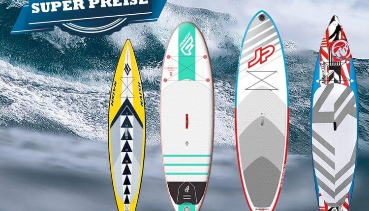 SUP Boards günstig kaufen und bis zu 40% sparen