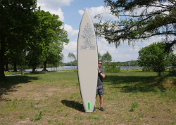 Starboard Astro Touring Deluxe sup board test superflavor sup mag 07 250x178 - Starboard Astro Touring Deluxe 12.6 im Inflatable SUP Test