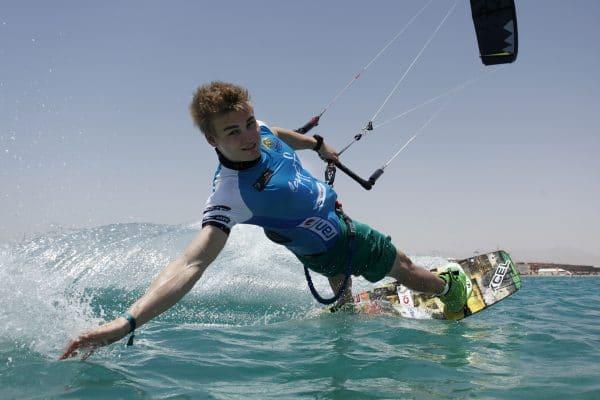 Kitesurf World Cup – Fehmarn freut sich auf die Besten der Besten