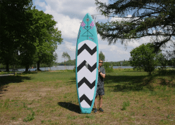 naish alana air sup board inflatable test superflavor sup mag 08 250x179 - Naish Alana Air 11.6 im Inflatable SUP Test