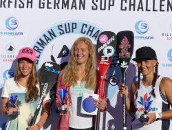sup challenge wave damen 250x188 - Ein Hauch von Hawaii bei der Deutschen Meisterschaft im SUP Tech Race auf Sylt