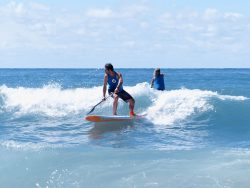 superflavor german sup challenge sup wave contest 2016 kai steimer 250x188 - Ein Hauch von Hawaii bei der Deutschen Meisterschaft im SUP Tech Race auf Sylt
