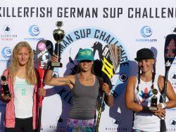 tech race dm damen 250x188 - Ein Hauch von Hawaii bei der Deutschen Meisterschaft im SUP Tech Race auf Sylt