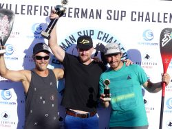 tech race dm herren 1 250x188 - Ein Hauch von Hawaii bei der Deutschen Meisterschaft im SUP Tech Race auf Sylt