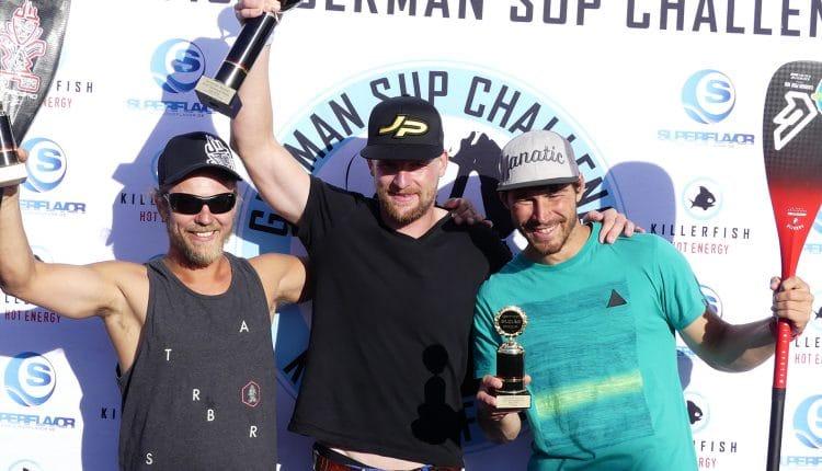 Ein Hauch von Hawaii bei der Deutschen Meisterschaft im SUP Tech Race auf Sylt