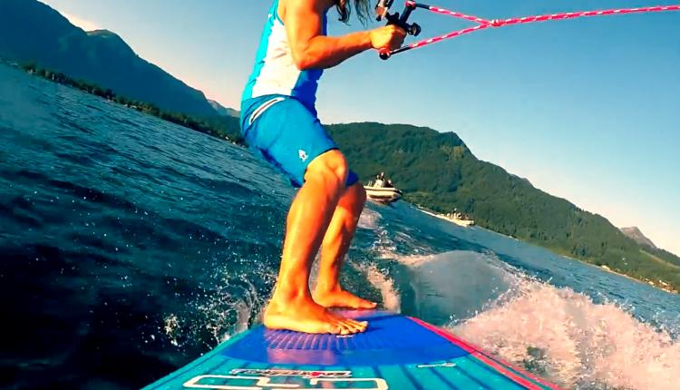 Weltpremiere im BalloonSurfing – Video