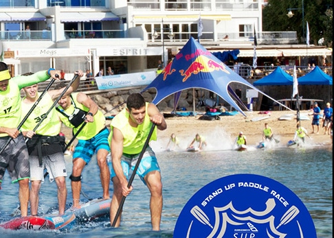 Gran Canaria Stand Up Paddle Race