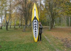 naish one 2017 sup test 08 250x179 - Naish One 2017 im Inflatable SUP Test