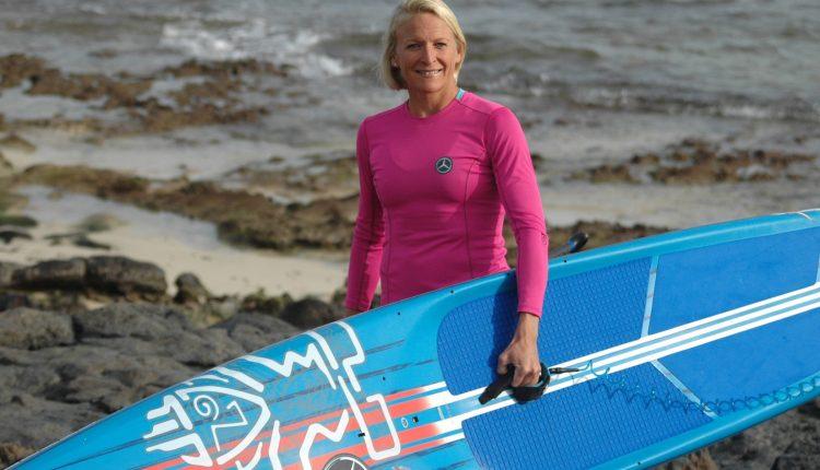 Sensationeller Neuzugang im Starboard SUP Team: Sonni Hönscheid