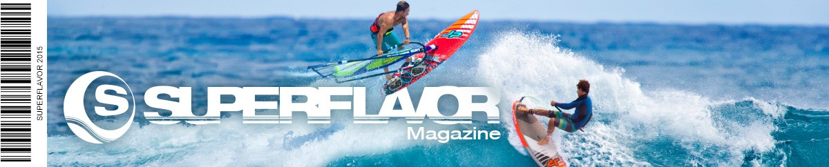 SUPERFLAVOR SURF MAGAZINE - WIND WAVE SUP
