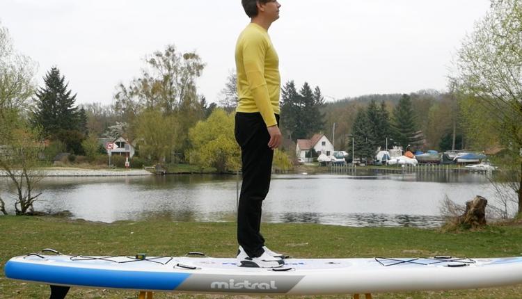 Mistral trecker SUP Board Test 09
