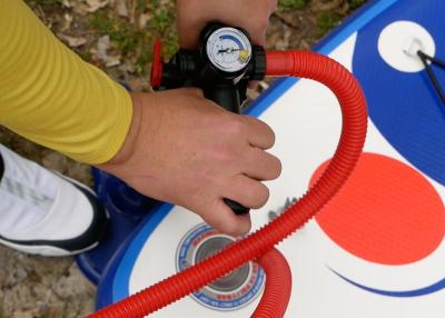 mistral heritage 11 5 inflatable sup board test superflavor sup mag 04 400x286 - Mistral Heritage Adventure 11.5 Jubiläumsmodell im SUP Test