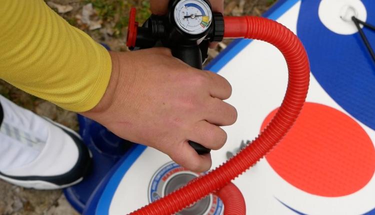 mistral heritage 11-5 inflatable sup board test superflavor sup mag 04