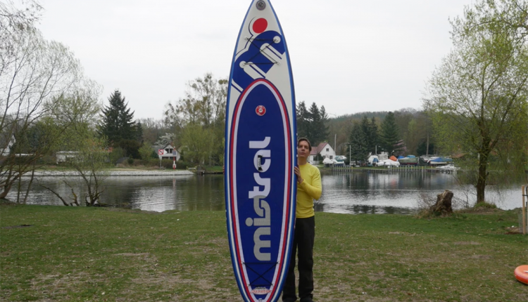 mistral heritage 11-5 inflatable sup board test superflavor sup mag 06