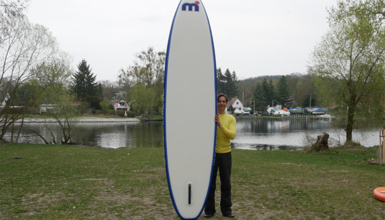mistral heritage 11-5 inflatable sup board test superflavor sup mag 08