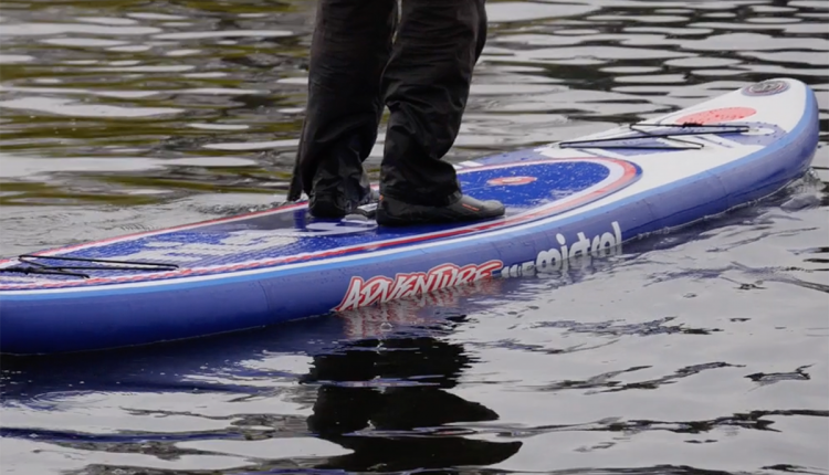 mistral heritage 11-5 inflatable sup board test superflavor sup mag 10