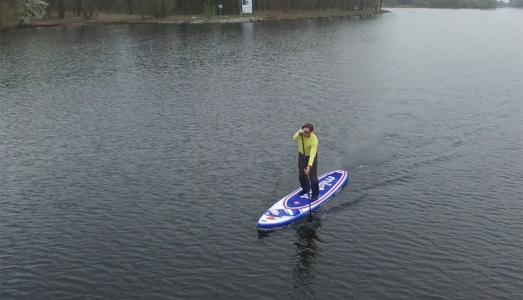 mistral heritage 11-5 inflatable sup board test superflavor sup mag 12