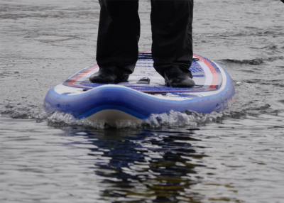 mistral heritage 11 5 inflatable sup board test superflavor sup mag 17 400x286 - Mistral Heritage Adventure 11.5 Jubiläumsmodell im SUP Test