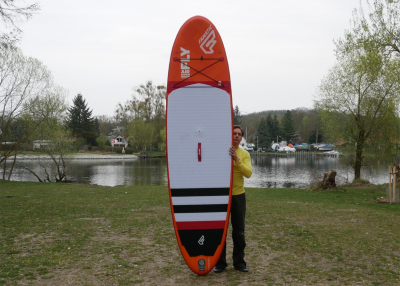 superflavor sup test fanatic fly air premium inflatable sup board 05 400x286 - Fanatic Fly Air Premium 10.8 im SUP Test