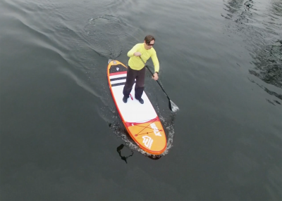 superflavor sup test fanatic fly air premium inflatable sup board 12 400x286 - Fanatic Fly Air Premium 10.8 im SUP Test
