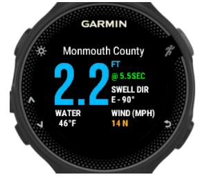 Garmin Wave Scout - Wellenreiten, Kiten und Windsurfen – was Garmin Wearables sonst noch alles so können!