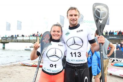 Mercedes-Benz SUP World Cup 2017