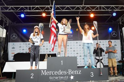 MercedesBenz SUP 201794 400x267 - Fiona Wylde und Lincoln Dews holen Weltcup-Sieg im Sprint