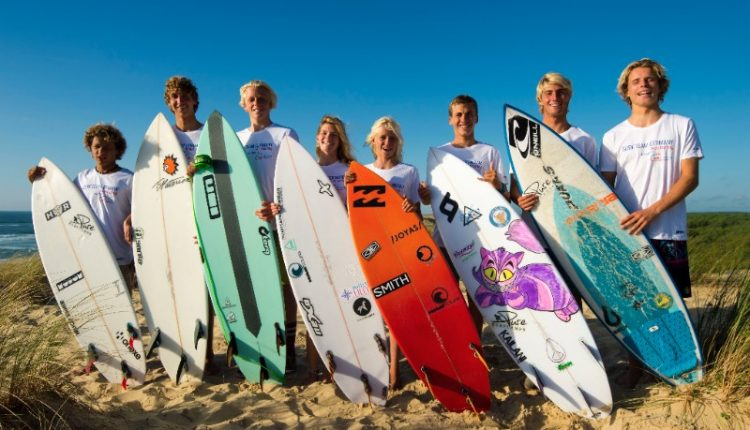 dwv surf junioren team