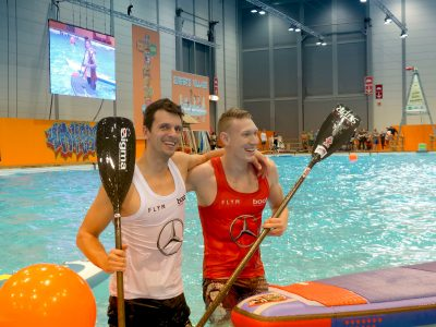 boot duesseldorf sup shorttrack masters 2018 superflavor sup mag  1050523 400x300 - Foto-Highlights der boot Düsseldorf SUP Short Track Masters 2018