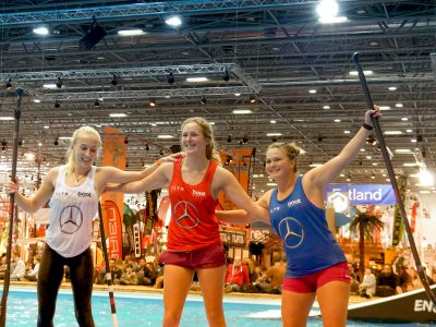 boot duesseldorf sup shorttrack masters 2018 superflavor sup mag  1050569 400x300 - Foto-Highlights der boot Düsseldorf SUP Short Track Masters 2018