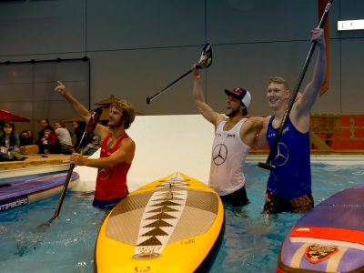 boot duesseldorf sup shorttrack masters 2018 superflavor sup mag  1050598 400x300 - Foto-Highlights der boot Düsseldorf SUP Short Track Masters 2018