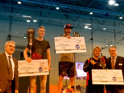 boot duesseldorf sup shorttrack masters 2018 superflavor sup mag  1050627 400x300 - Foto-Highlights der boot Düsseldorf SUP Short Track Masters 2018