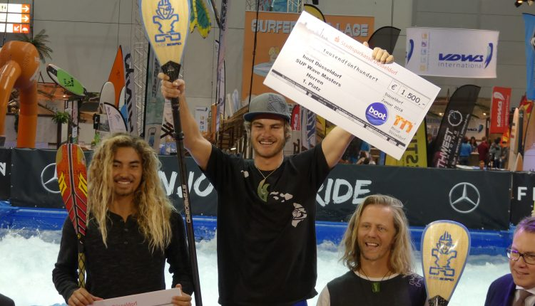 boot duesseldorf sup wave masters 2018 – superflavor 0